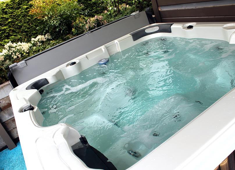 Hot Tub Seating