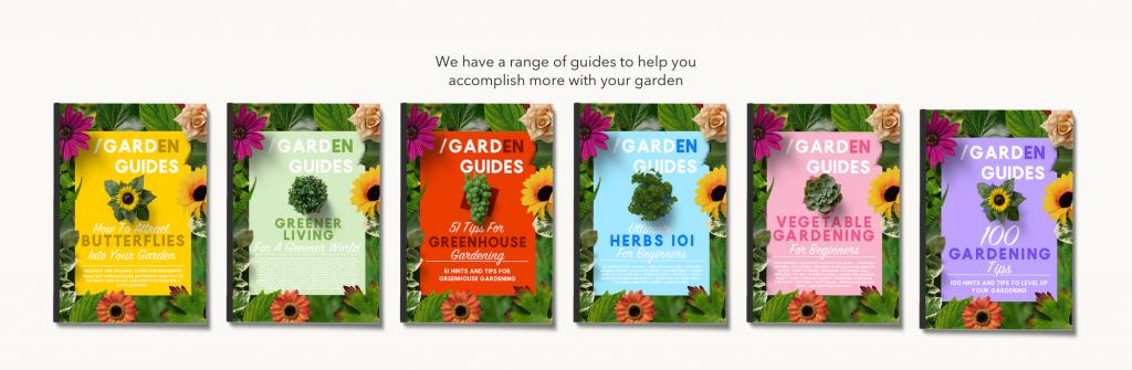 Free Garden eBooks