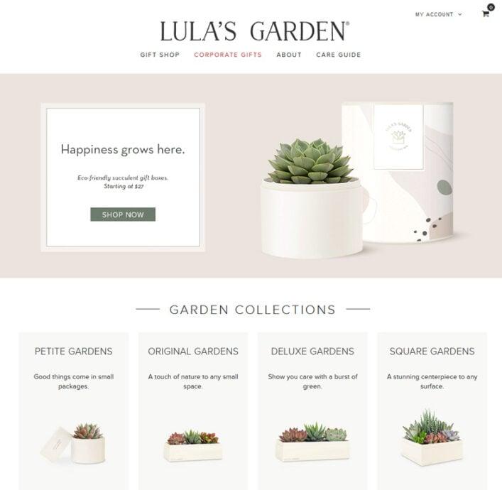 Lula's Garden