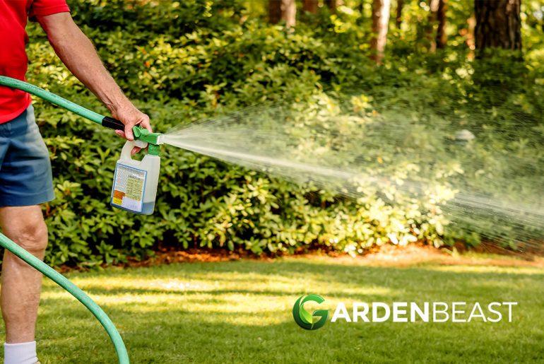 liquid lawn fertilizer
